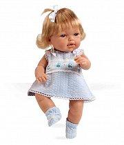 Arias кукла-блондинка в голубом платье 33 см, Т58638