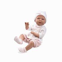 Мягкая кукла Elegance, в розовой одежде, 52 см Т11123